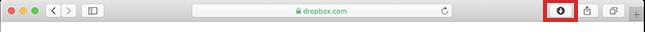 Dropbox downloaden op Mac