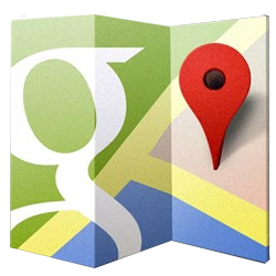 google_maps_snel_route