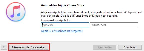 aankopen doen via iTunes Store