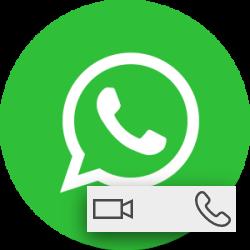 Videobellen met WhatsApp kan nu op de computer