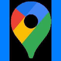 Nieuw logo Google Maps