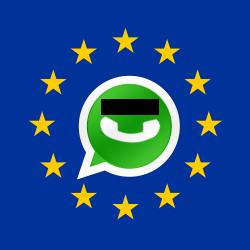 WhatsApp gegevens delen Facebook