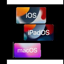 iOS 15, iPadOS 15 en MacOS 12