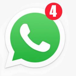WhatsApp op maximaal 4 apparaten