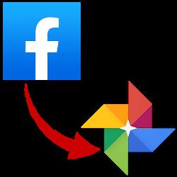 Facebook, Google Foto's