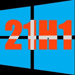 Windows 10, 21H1