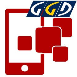 GGD Contact app in de maak