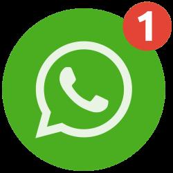 WhatsApp, vals bericht