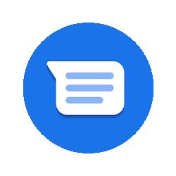 Rcs in de app Berichten