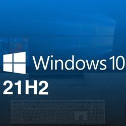 Update Windows 10, 21H2