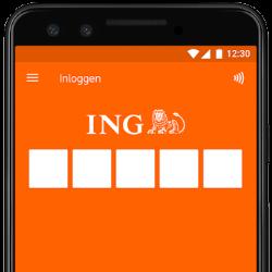 App ING Mobiel Bankieren