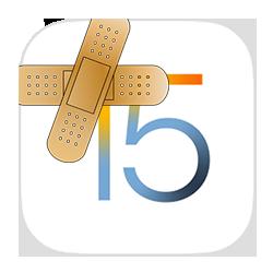 Installeer beveiligingsupdate iOS en iPadOS 15