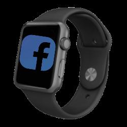 Smartwatch van Facebook