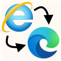Microsoft stuurt gebruikers van Internet Explorer naar Edge