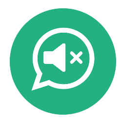 WhatsApp-gesprek dempen kan nu voor altijd