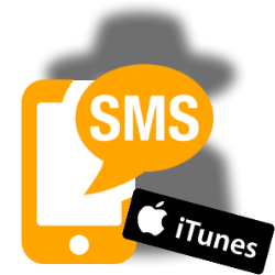 Valse sms iTunes