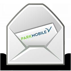 Nepmail betalingsachterstand Parkmobile
