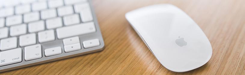 De Magic Mouse, een speciale muis voor de Mac
