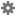 Pictogram tandwiel