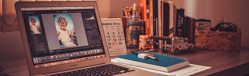 Foto's bewerken op een Mac