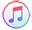 iTunes programmasymbool