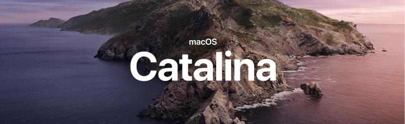 Nieuw in macOS Catalina