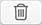 Notitie verwijderen met pictogram prullenbak