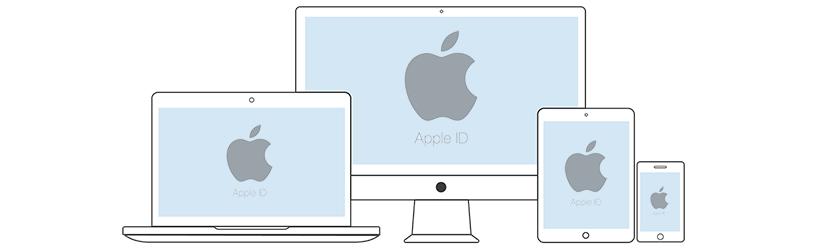 Welke apparaten gebruiken mijn Apple ID?