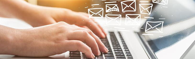 Mail op computer opslaan