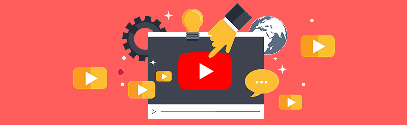 Zoek- en kijkgeschiedenis YouTube wissen