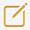 Nieuwe notitie in app Notities