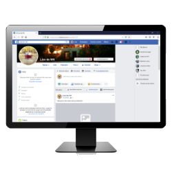 facebook-weergeven-als