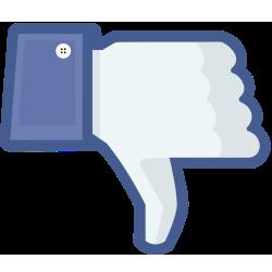 facebook_duim_omlaag