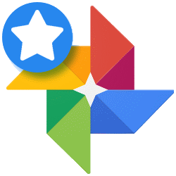 google-foto-favoriet-markeren