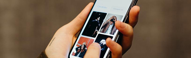 Gezichtsherkenning op foto's in Google Foto's