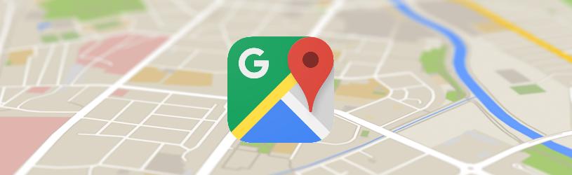 App Google Maps gebruiken