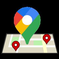 Locatiegeschiedenis in Google Maps