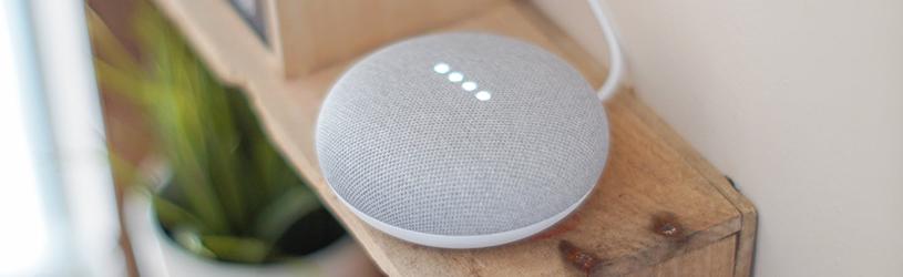 Hoe werkt de Google Home (mini)?
