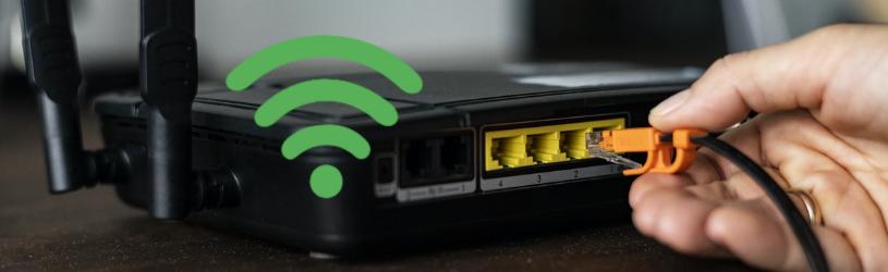 Draadloos netwerk instellen