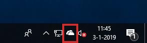 OneDrive bestande delen via e-mail of koppeling