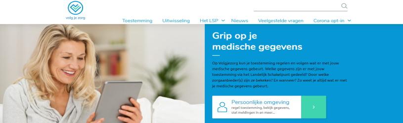 Toestemming regelen voor opvragen van medische gegevens