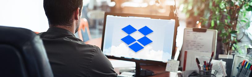 Werken met Dropbox op Windows 10