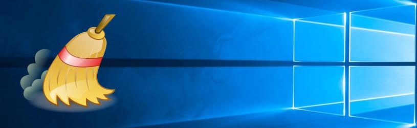 Windows 10 opschonen