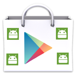 0408-app uit de play store downloaden via de pc