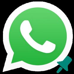 whatsapp_gesprek_vastpinnen