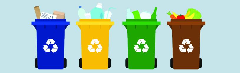 Afvalwijzer kliko's