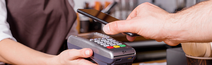 Betalen met Apple Pay op iPhone