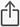 Pictogram Delen op Mac