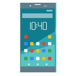 gedwonloade-apps-op-startscherm