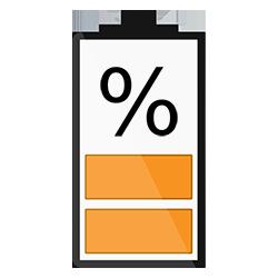 percentage-batterij-iphone-tonen